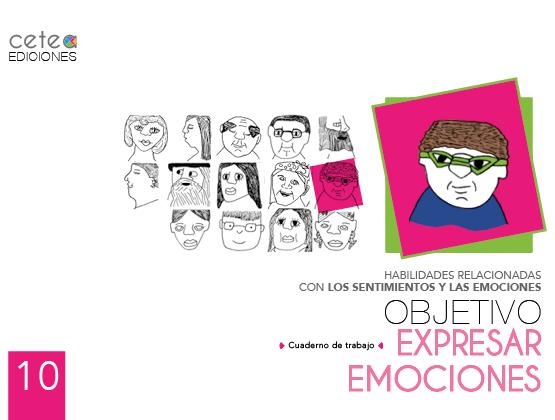 expresar emociones habilidades sociales TEA