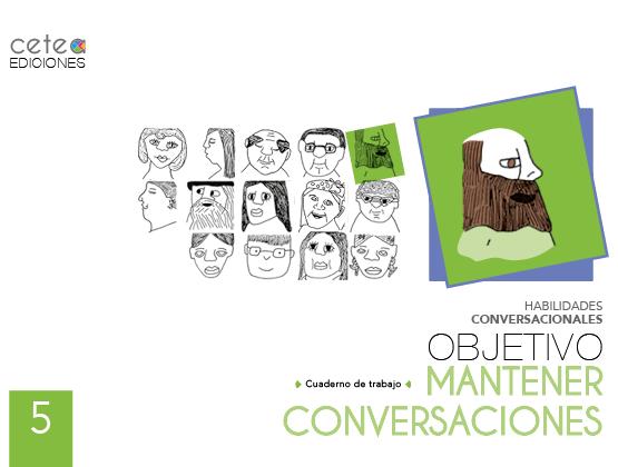 pictograma conversacion habilidades sociales TEA