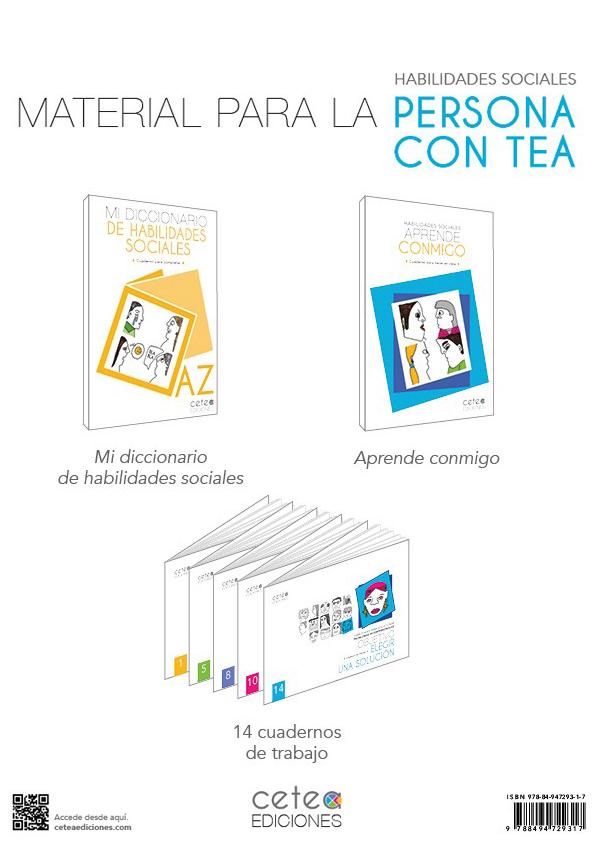 materiales para personas con tea