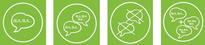 pictograma conversacion autismo tea