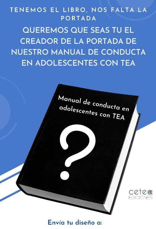concurso portada libro tea adolescentes